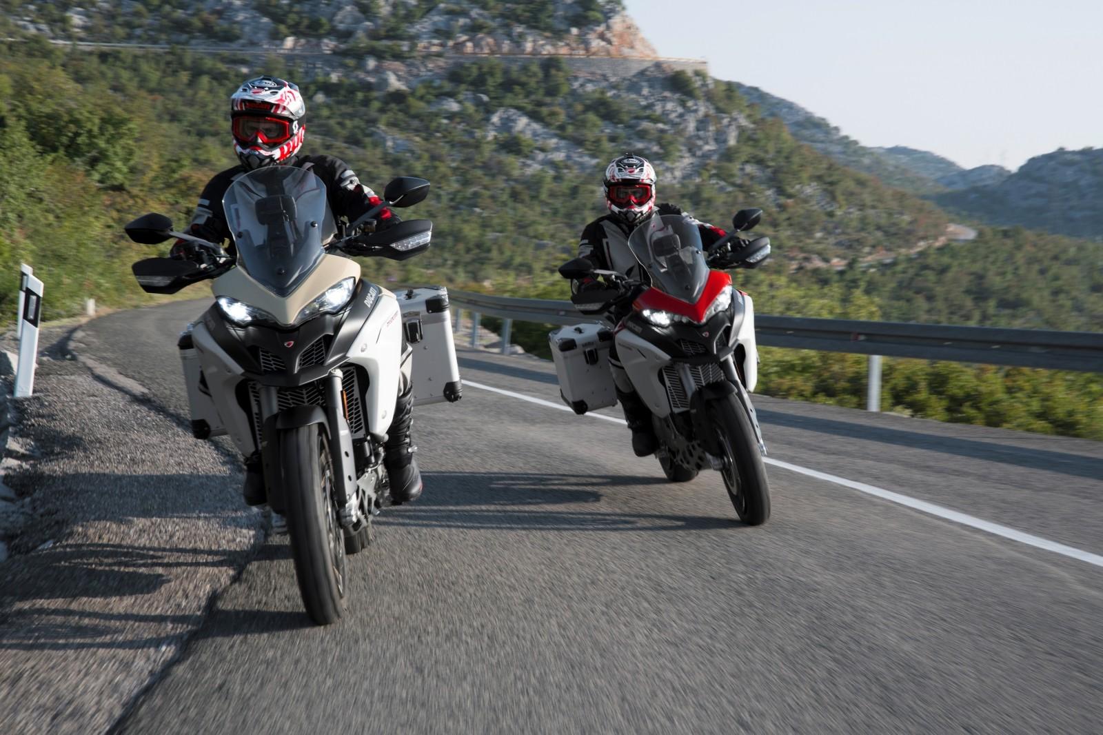 Foto de Ducati Multistrada 1260 Enduro 2019 (46/68)