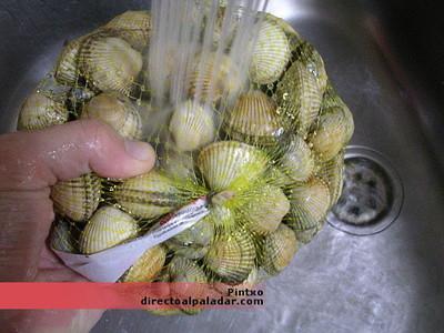 Cómo limpiar y preparar moluscos (I)