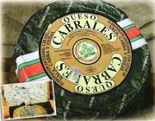 Conocer la trazabilidad del queso de Cabrales a través de internet