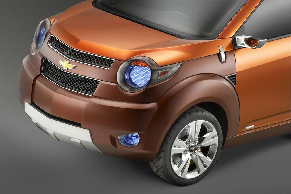 Foto de Chevrolet Trax Concept (7/11)