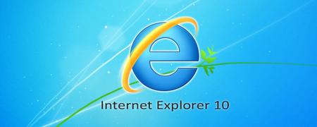 Versión 10 de Internet Explorer: sin soporte para Flash