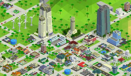 NimbleBit trae Bit City para fusionar lo que es un 'clicker' con 'Sim City'