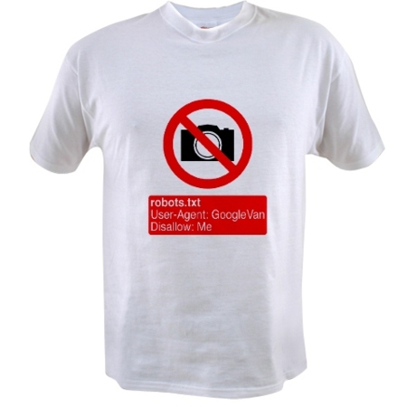 Camiseta Anti Googlevan