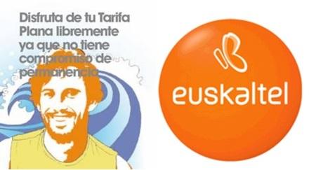Nuevas Tarifas Planas Libres de Euskaltel