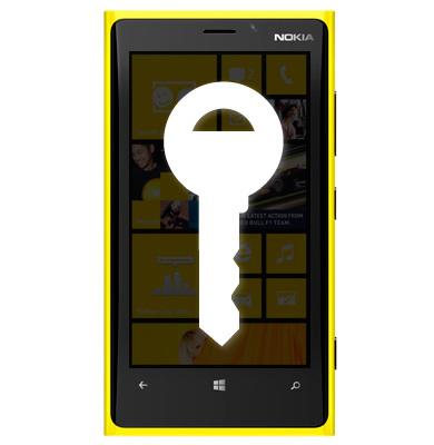 Lumia 920 Llave