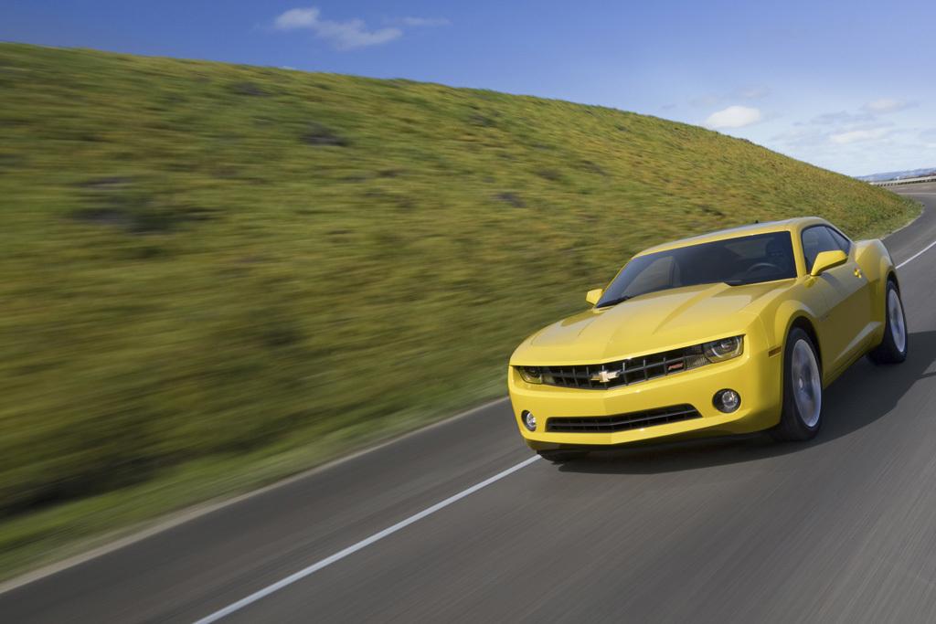 Foto de Chevrolet Camaro Coupé y Convertible (6/12)