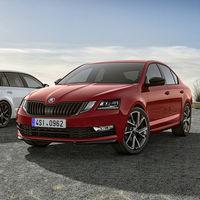 Los Škoda Octavia y Octavia Combi estrenan un paquete Dynamic+ para ganar en aspecto deportivo
