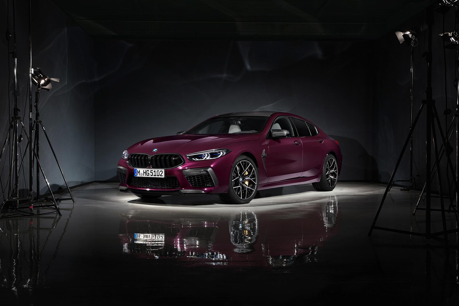 Foto de BMW M8 Gran Coupé 2020 (68/89)