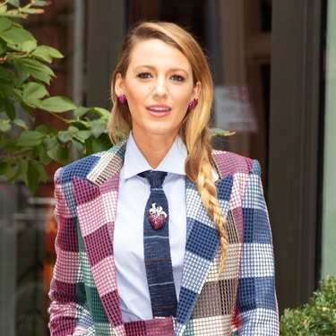 Blake Lively sigue siendo la reina del ingenio en Instagram: así respondió a un 'hater' que criticaba a «su estilista»
