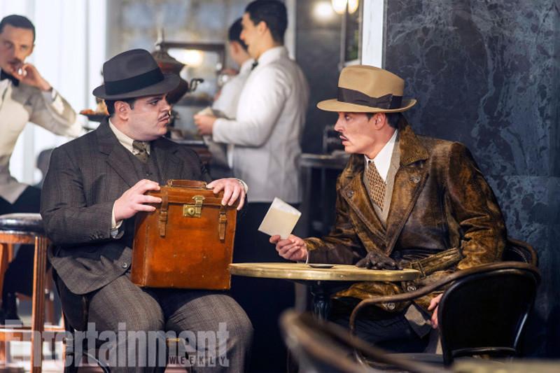 Foto de 'Asesinato en el Orient Express', primeras imágenes (4/10)