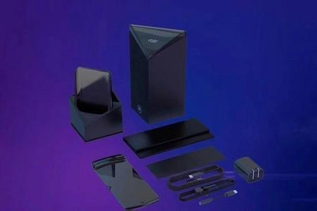 Motorola Razr Filtracion Caja