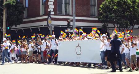 Pride: el vídeo de Apple mostrando su manifestación del Día del Orgullo