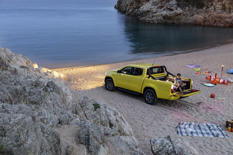 Foto de Mercedes-Benz Clase X Progressive (8/43)