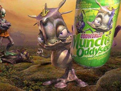 Oddworld: Munch's Oddyse a la venta en Google Play