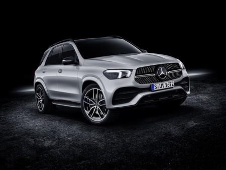 El Mercedes-Benz GLE 580 4Matic es un nuevo SUV microhíbrido con motor V8 de 490 CV