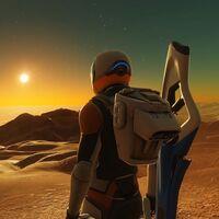 El viaje espacial de la expansión Elite Dangerous: Odyssey despegará hoy con visitas a pie en los planetas y este tráiler de lanzamiento