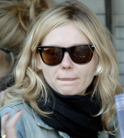 Kirsten Dunst en rehabilitación
