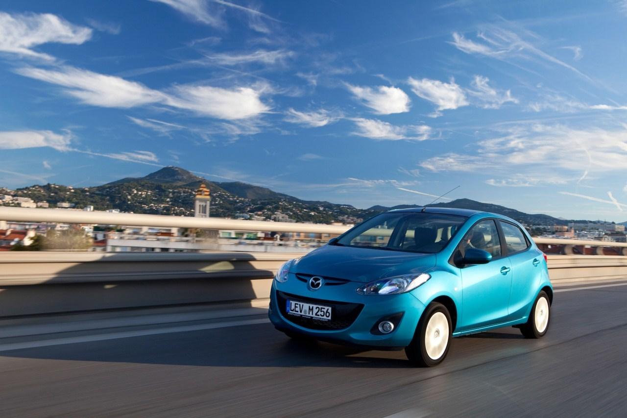 Foto de Mazda2 2010 (64/117)