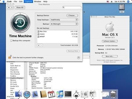 ¿Ha sido ya Leopard crackeado para instalar en PCs?