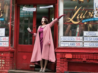 Amazon apuesta a lo grande por 'The Marvelous Mrs. Maisel', lo nuevo de Amy Sherman-Palladino