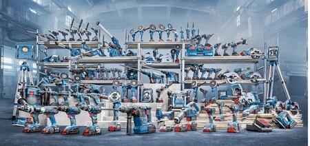 Ofertas en herramientas Bosch Professional en Amazon: amoladoras por 51,99 euros, taladros por 152,99 euros o medidores láser por 99,99 euros