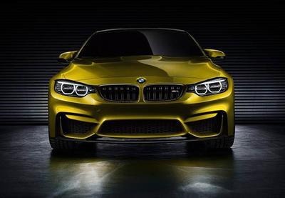 BMW presenta el nuevo M4 Concept en Pebble Beach