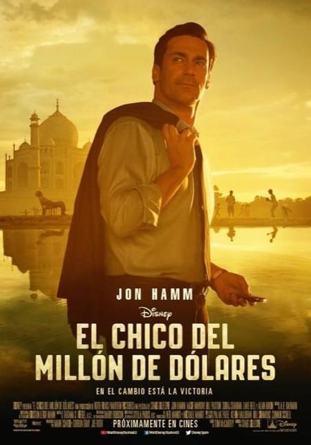 Este fin de semana se estrena El chico del millón de dólares (Million dollar arm) para todos los públicos