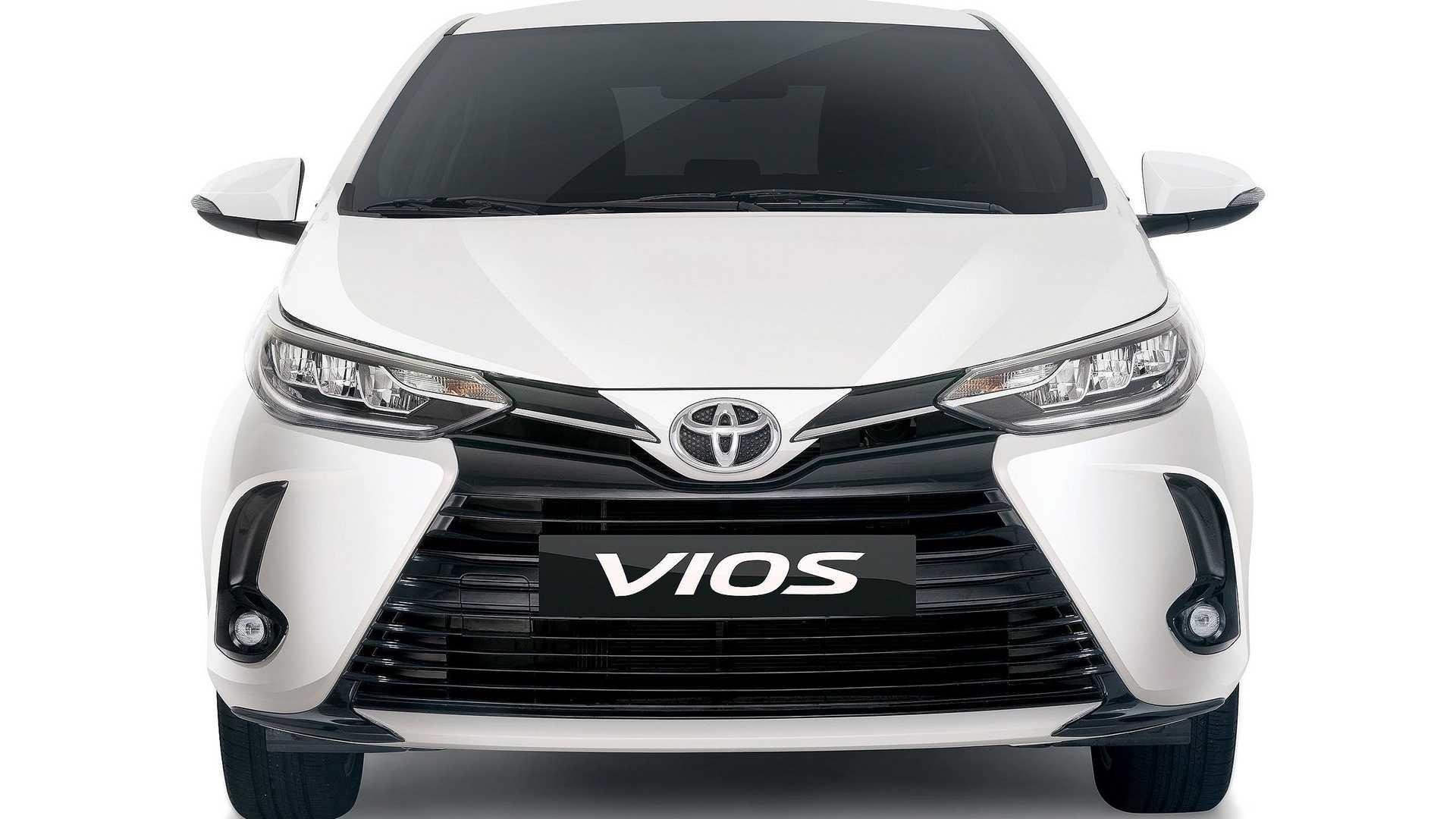 Foto de Toyota Yaris Sedán 2021 (5/12)