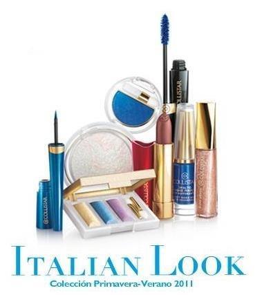Italian Look es la nueva Colección de Maquillaje Collistar Primavera/Verano 2011
