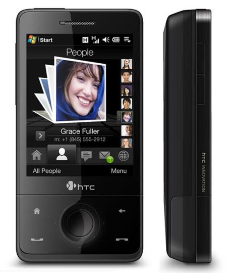 HTC Touch Pro anunciado oficialmente