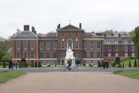 Kensington Palace May 2012
