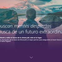 Portal del estudiante de Microsoft España, una pasada