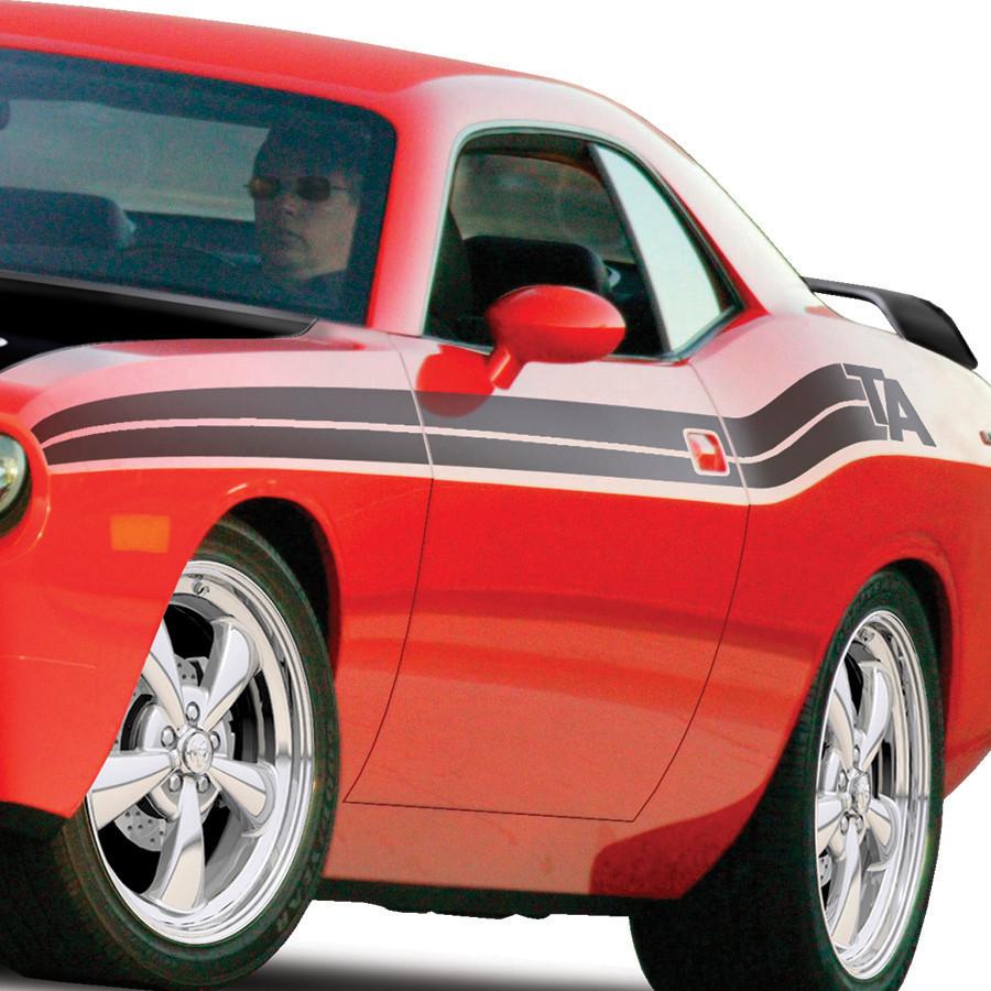 Foto de Accesorios Mopar para el Dodge Challenger (1/4)