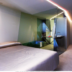 Foto 10 de 12 de la galería hotel-puerta-america-plasma-studio en Decoesfera