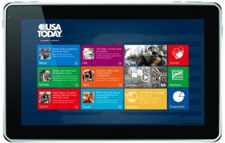 Tablets con Windows 8: se prepara el pistoletazo de salida