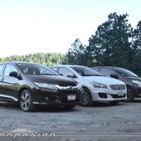 Comparativa: Honda City vs Nissan Versa vs Suzuki Ciaz (Parte 2)