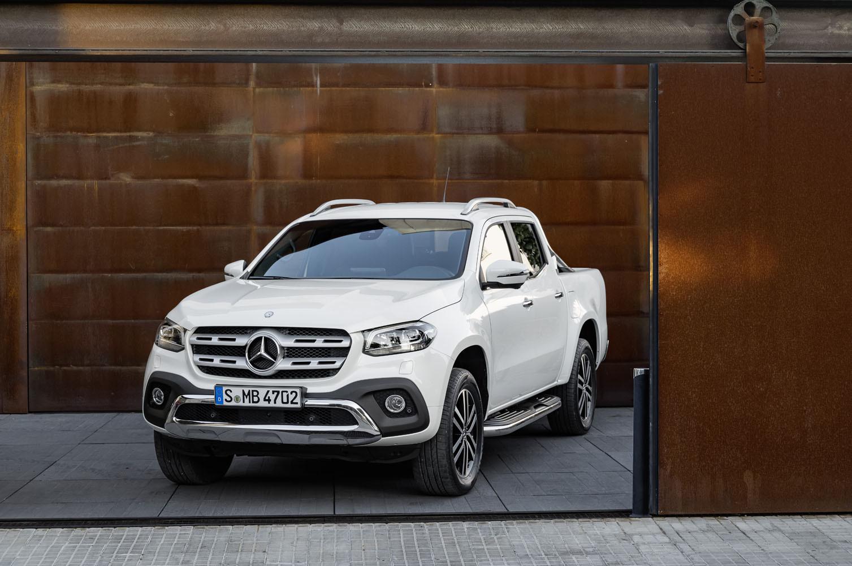 Foto de Mercedes-Benz Clase X Power (28/44)