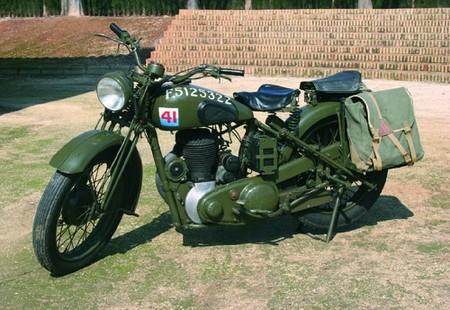 BSA M20 Militar