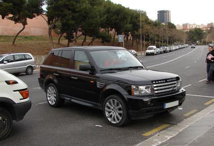 Ezquerro - Range Rover Sport Supercharged