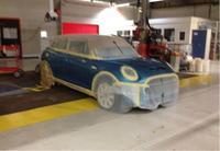 Fotos espía: Así se verá el MINI Cooper de 5 puertas