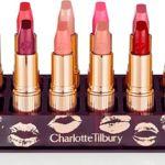 Charlotte Tilbury lanza su nueva colección de labiales inspirada en las celebrities