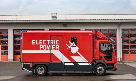 Camion Bomberos Electrico 1