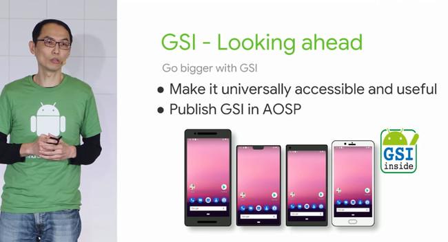 Podrás probar nuevas versiones de Android antes de que sean oficiales en un móvil con Treble
