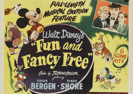 Disney: 'Fun and Fancy Free', de Ben Sharpsteen