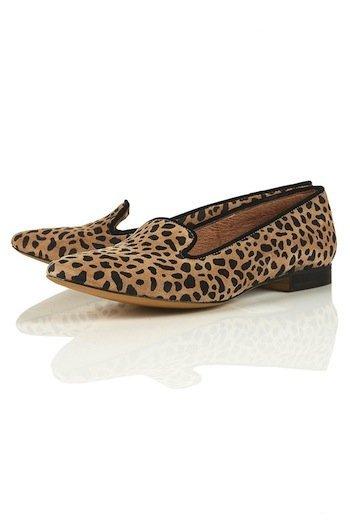 slippers zebra