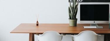 7 escritorios y mesas de estudio  de Leroy Merlin con los que volver a la rutina
