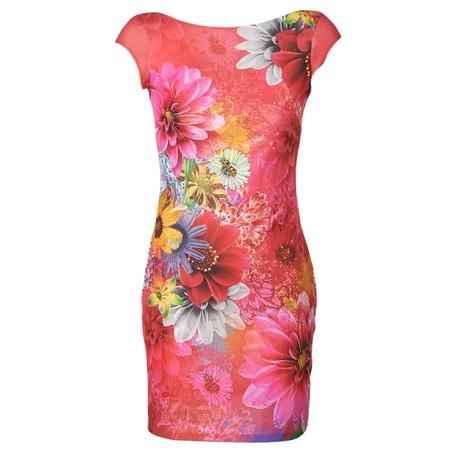 Vestido de Desigual Pichi Luka por 34,98 euros en Amazon con envío gratis