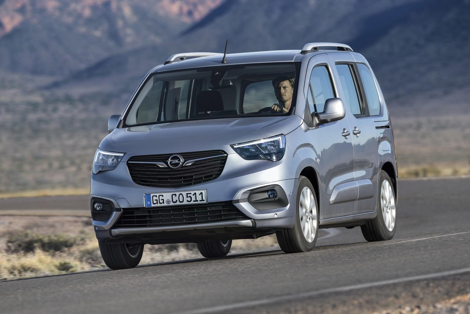 Foto de Opel Combo Life 2018 (52/63)