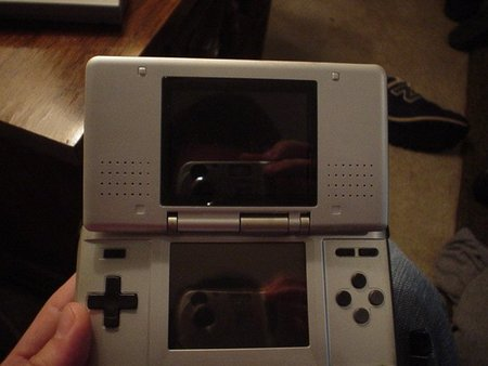 Nintendo DS indestructible