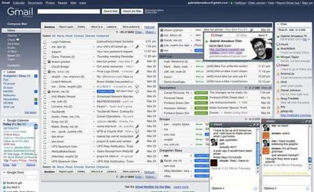 Bandejas de entrada múltiples en Gmail